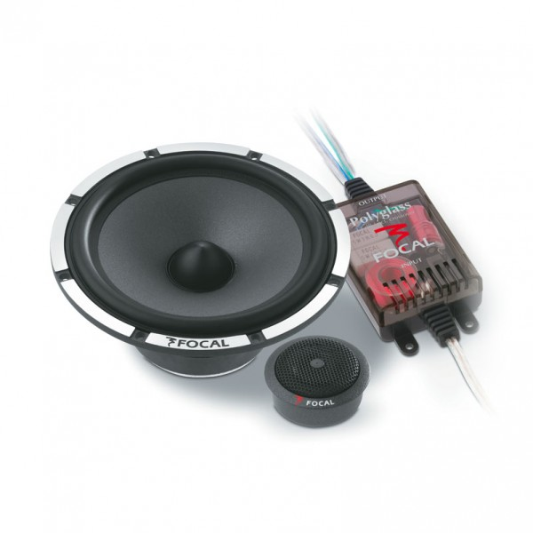 Компонентная акустика Focal Performance P 165 V15