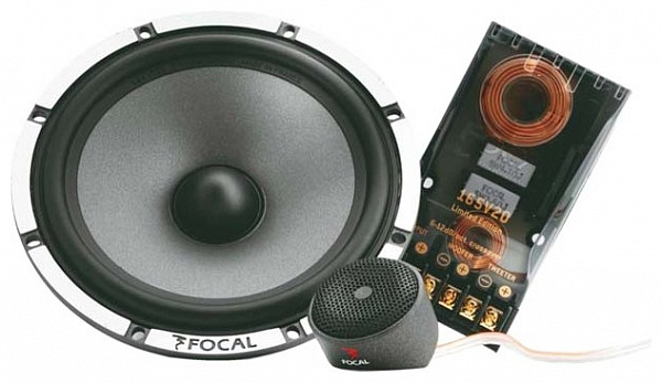 Компонентная акустика Focal Performance P 165 VT 20